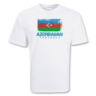 Azerbaijan Football T-shirt
