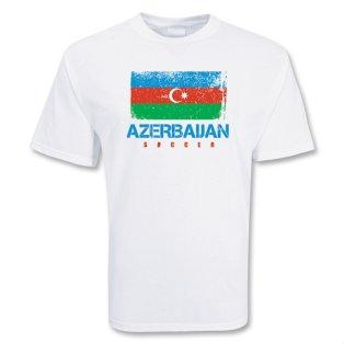 Azerbaijan Soccer T-shirt
