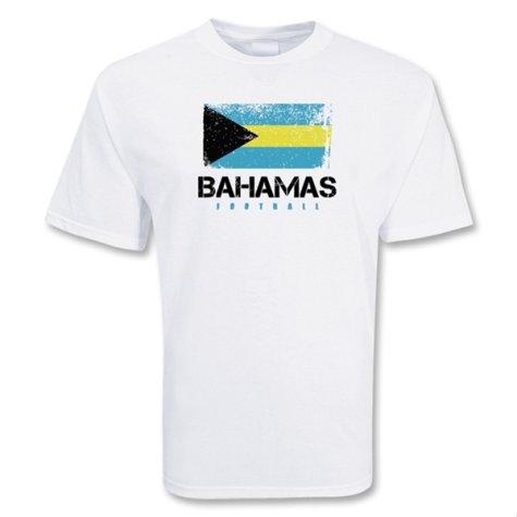 Bahamas Football T-shirt