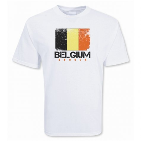 Belgium Soccer T-shirt