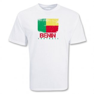 Benin Football T-shirt