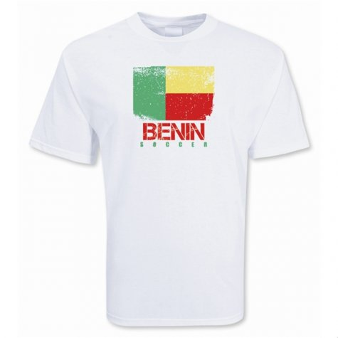 Benin Soccer T-shirt