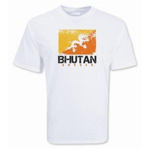 Bhutan Soccer T-shirt