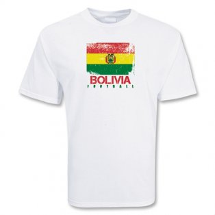 Bolivia Football T-shirt