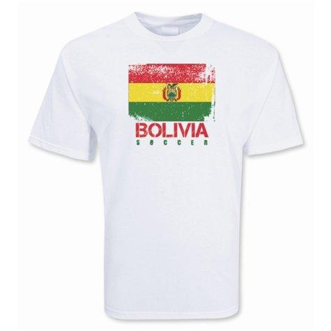 Bolivia Soccer T-shirt