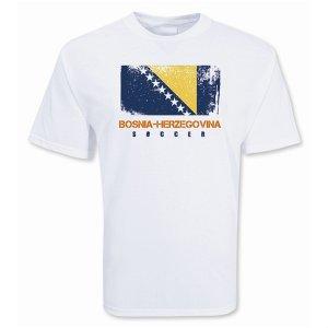 Bosnia-herzegovina Soccer T-shirt