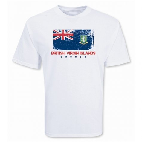 British Virgin Islands Soccer T-shirt