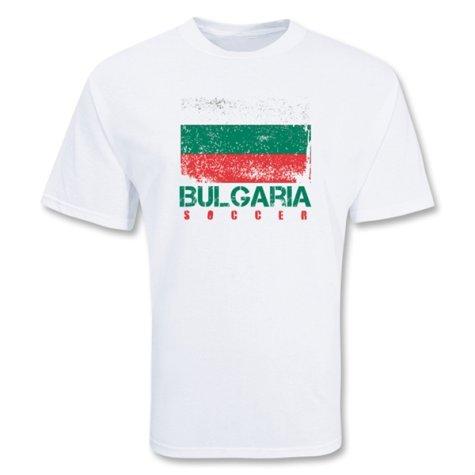 Bulgaria Soccer T-shirt