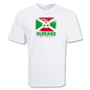 Burundi Football T-shirt