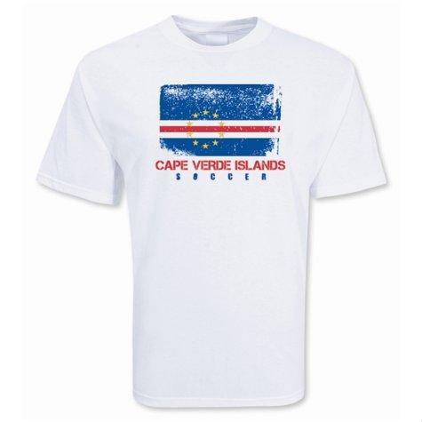 Cape Verde Islands Soccer T-shirt