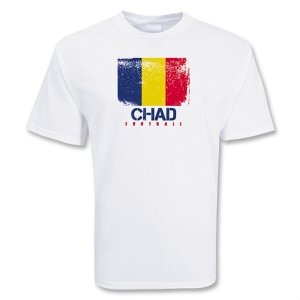 Chad Football T-shirt