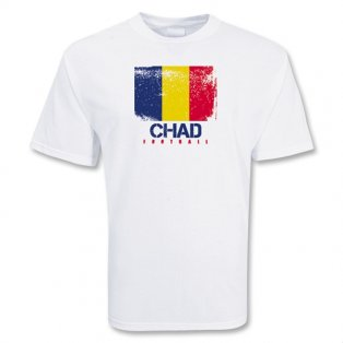 Chad Football T-shirt