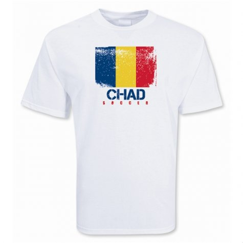 Chad Soccer T-shirt