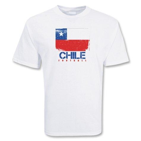 Chile Football T-shirt