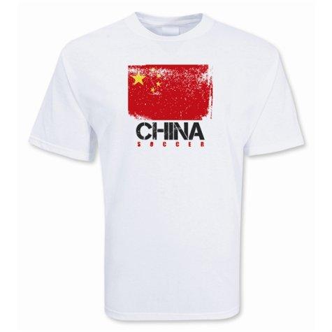 China Soccer T-shirt