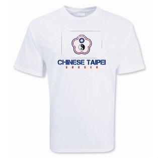 Chinese Taipei Soccer T-shirt