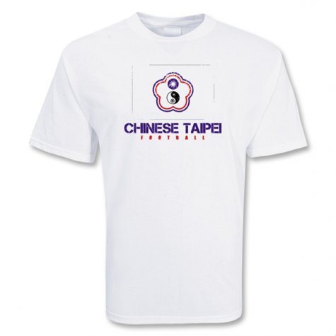 Chinese Tapei Football T-shirt