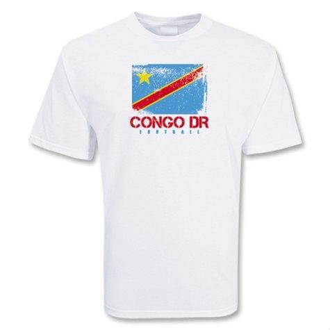 Congo Dr Football T-shirt