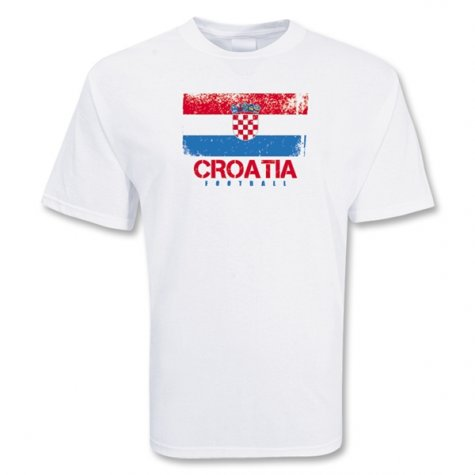Croatia Football T-shirt