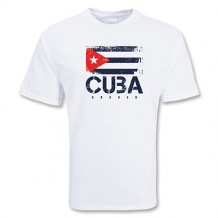 Cuba Soccer T-shirt