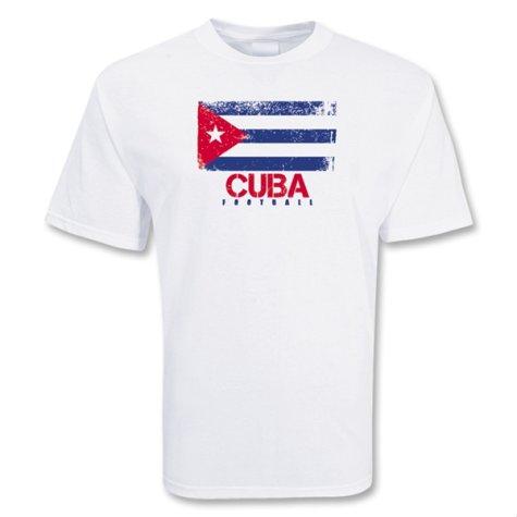 Cuba Ss Football T-shirt