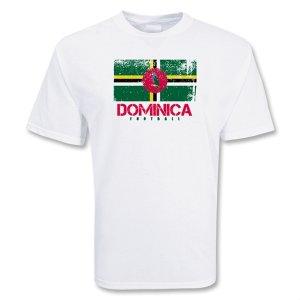 Dominica Football T-shirt