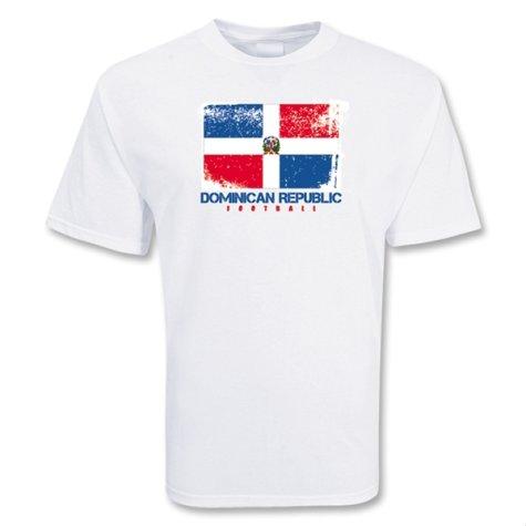 Dominican Republic Football T-shirt