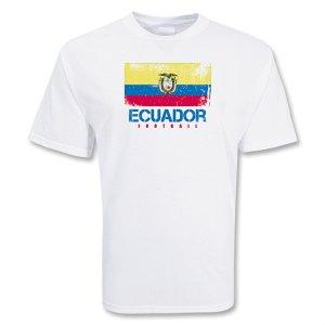 Ecuador Football T-shirt