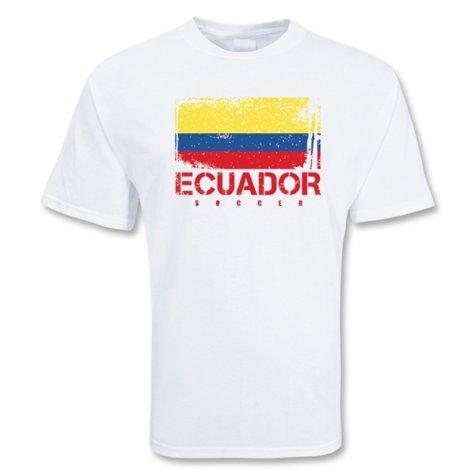 Ecuador Soccer T-shirt