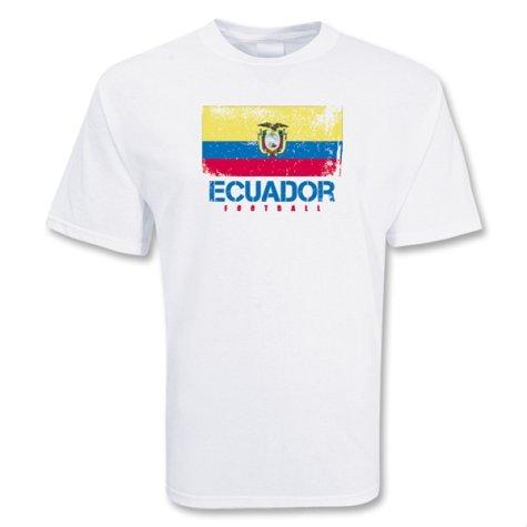 Ecuador Ss Football T-shirt