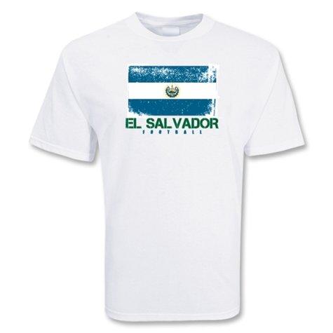 El Salvador Football T-shirt