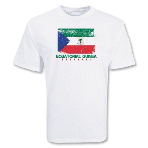 Equatorial Guinea Football T-shirt