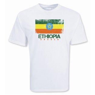 Ethiopia Soccer T-shirt