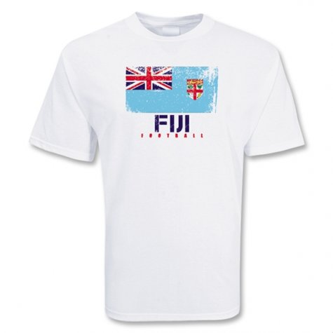 Fiji Football T-shirt