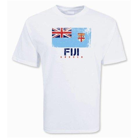 Fiji Soccer T-shirt