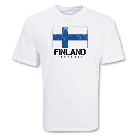 Finland Football T-shirt
