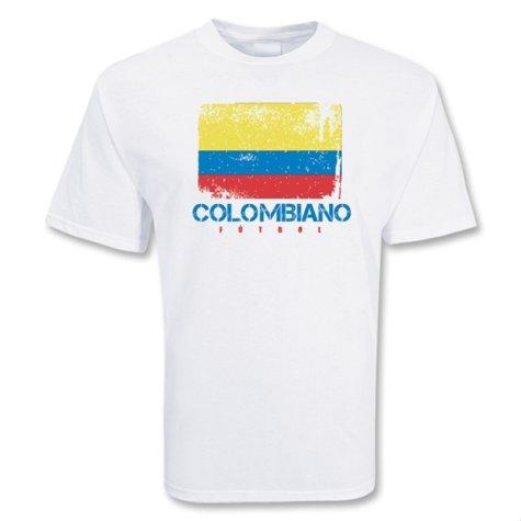 Futbol Colombiano Pride T-shirt