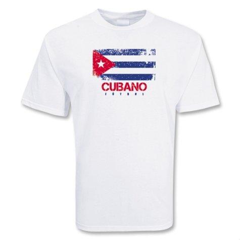Futbol Cubano Pride T-shirt