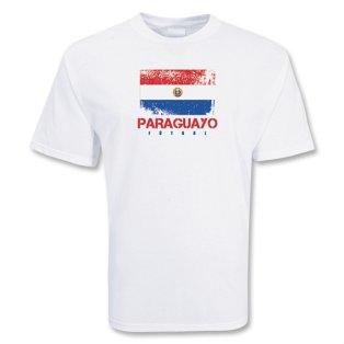 Futbol Paraguayo Pride T-shirt