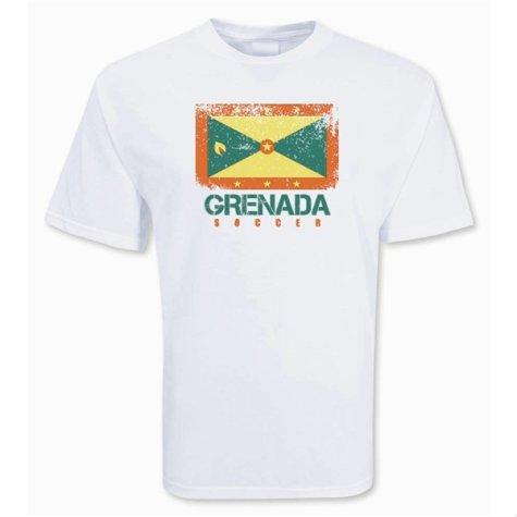 Grenada Soccer T-shirt