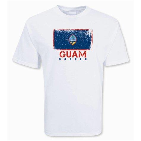 Guam Soccer T-shirt