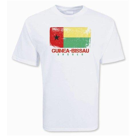 Guinea-bissau Soccer T-shirt