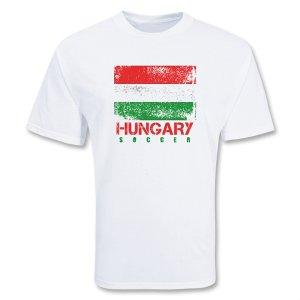 Hungary Soccer T-shirt