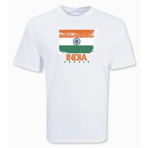 India Soccer T-shirt