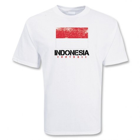 Indonesia Football T-shirt