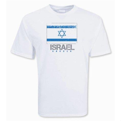 Israel Soccer T-shirt