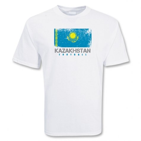 Kazakhstan Football T-shirt