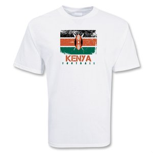 Kenya Football T-shirt