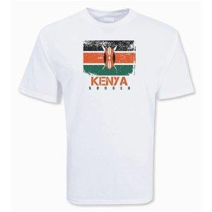 Kenya Soccer T-shirt