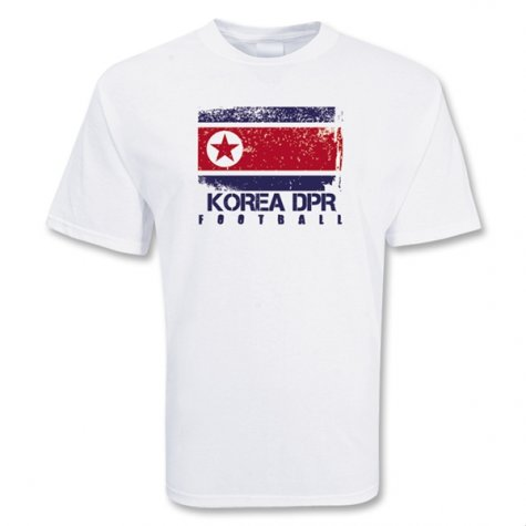 Korea Dpr Football T-shirt
